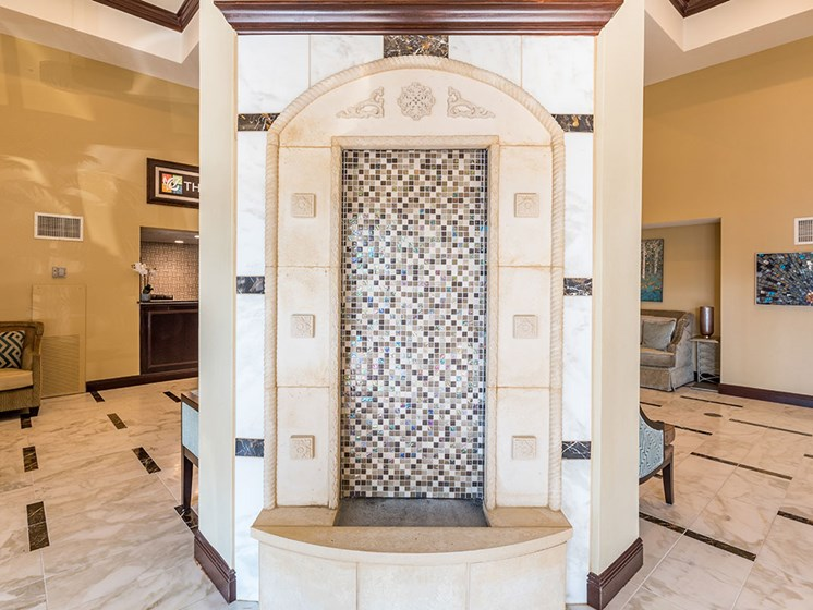 Entrance With Architectural Details at Meridian at Westwood, Fort Walton Beach, FL, 32547