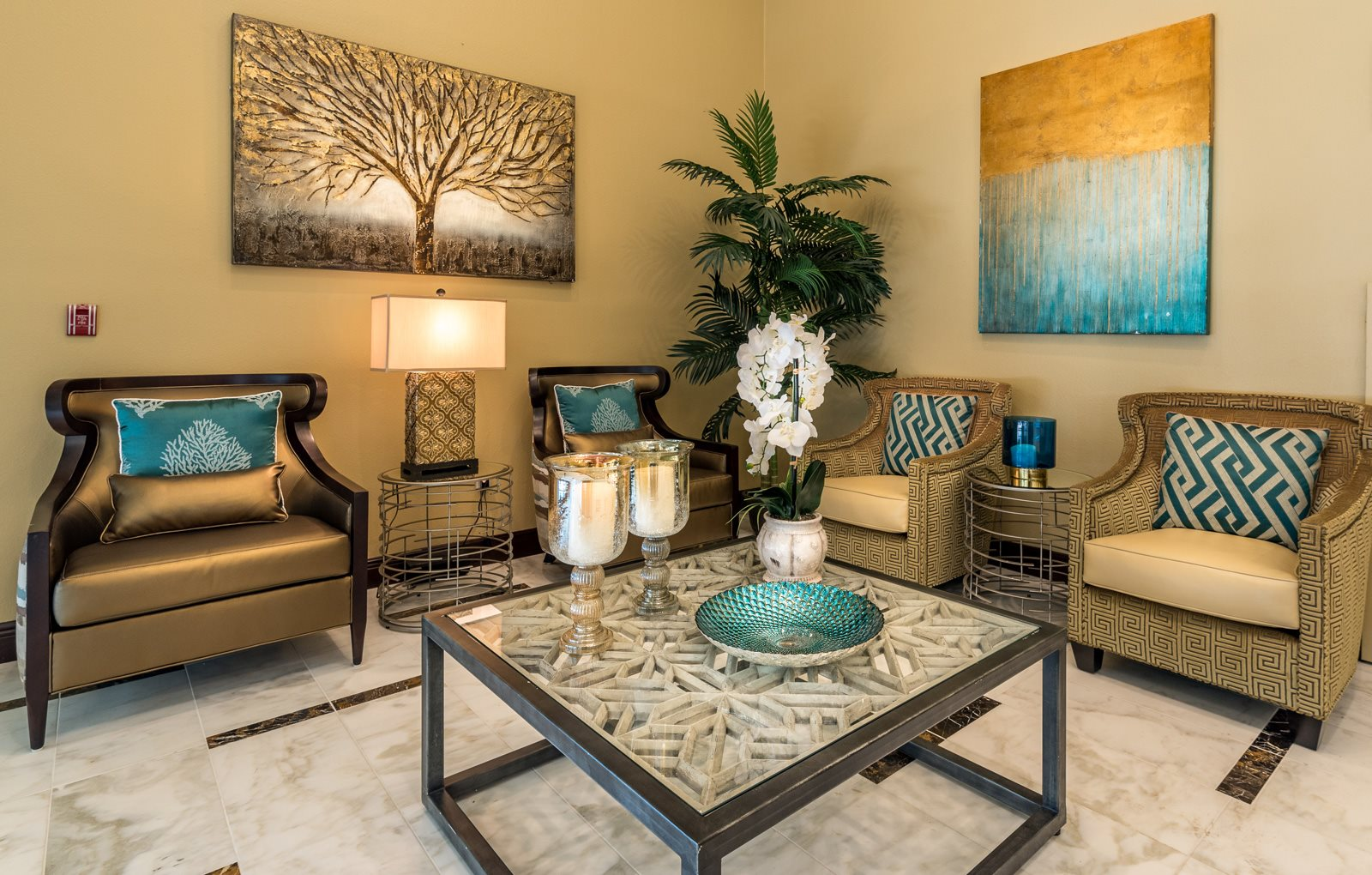 Attractive Furniture at Meridian at Westwood, Ft. Walton Beach, FL