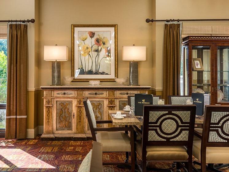 Artistic Style Dining at Meridian at Westwood, Fort Walton Beach, 32547