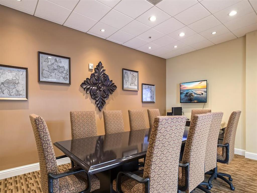 Meeting Room at The Park Lane in Monterey, California