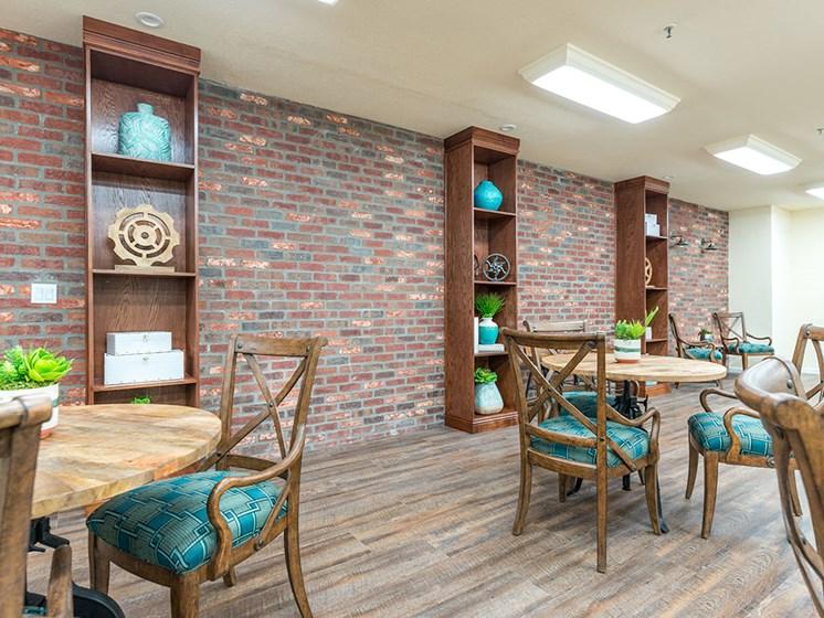 Spacious Living Room at Pacifica Senior LIving, The Park Lane, California, 93940