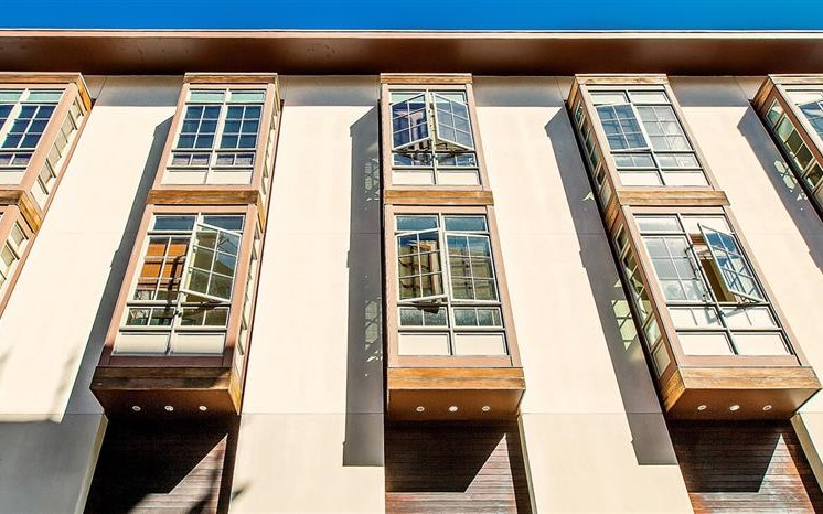 Multiple Windows For Natural Lights at The Village at Hayes Valley, California, 94102
