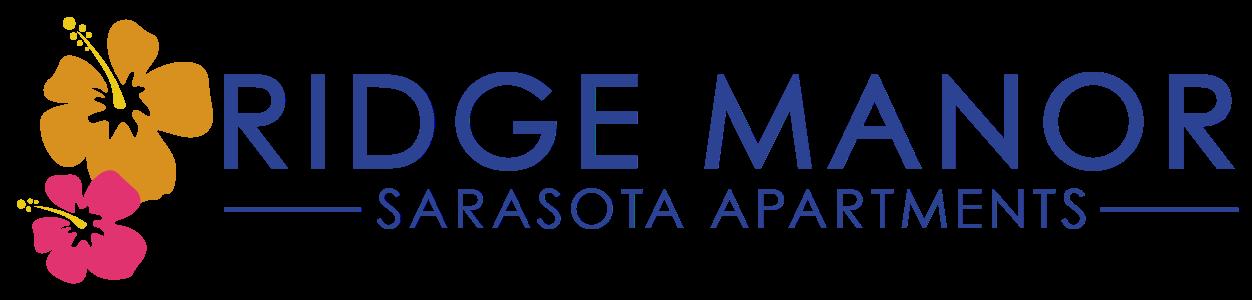 Ridge Manor Apartment in Sarasota, FL Logo