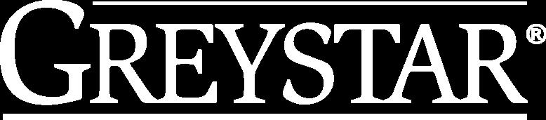 greystar logo in white