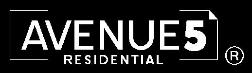 Avenue5 White Logo