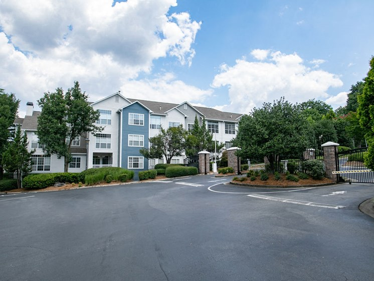 Apartment with Parking Lot at The Prato at Midtown, Atlanta