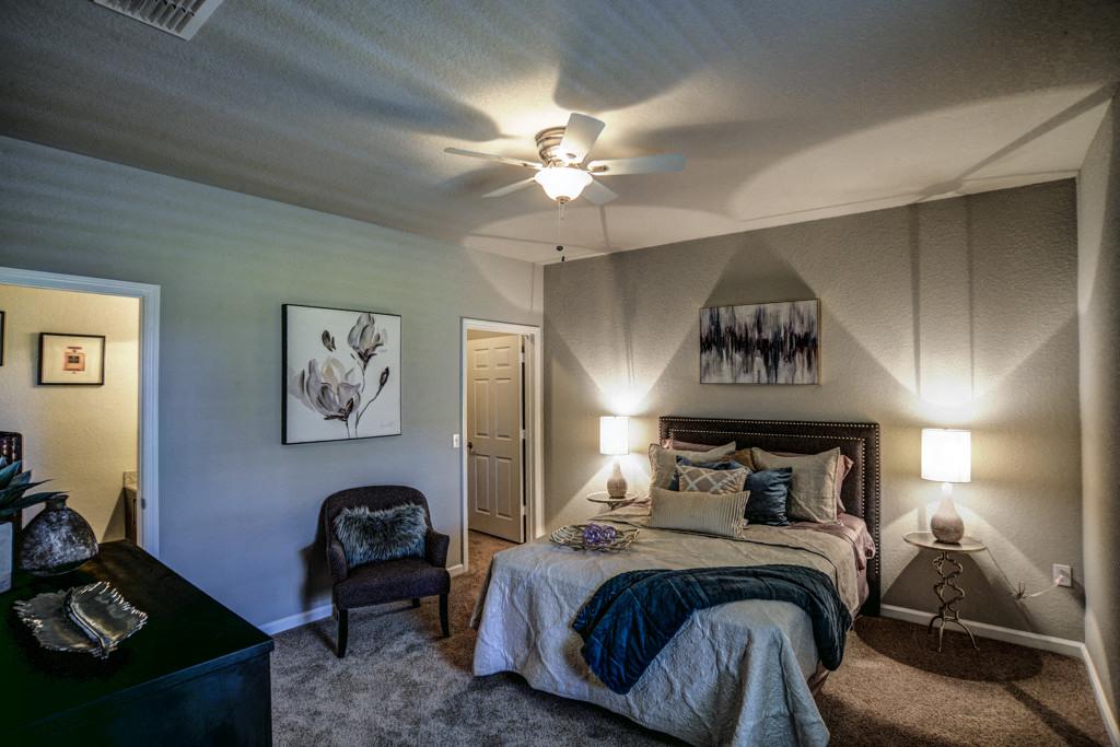 Beautiful Bright Bedroom With Wide Windows at Century Ariva, Lakeland, FL, 33812