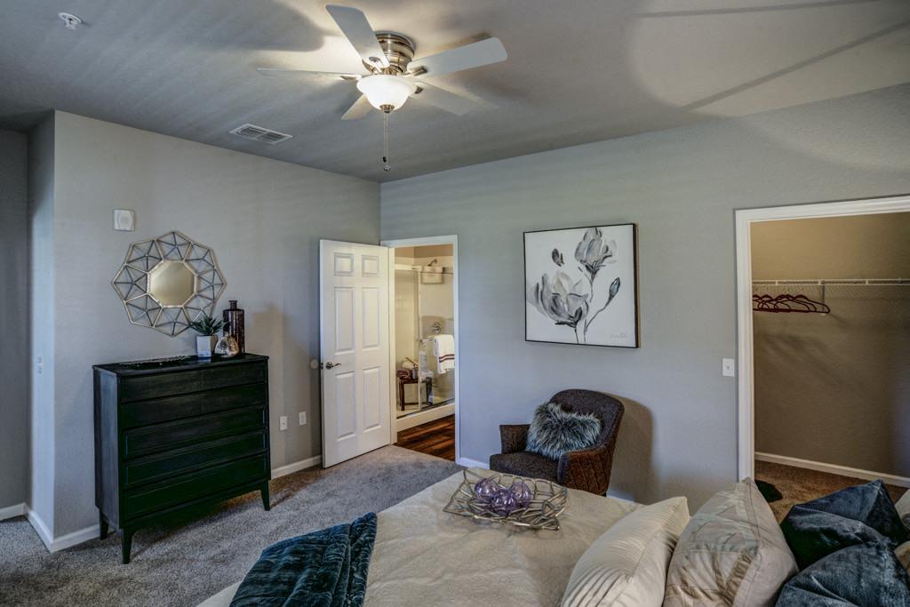 Bedroom With Closet at Century Ariva, Lakeland, FL