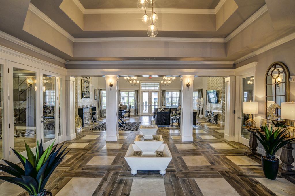 Entrance Lounge at Century Ariva, Florida, 33812