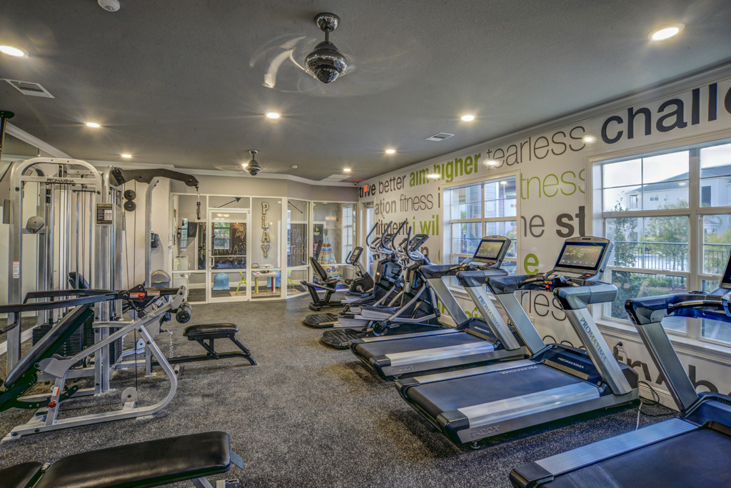 State Of The Art Fitness Center at Century Ariva, Florida