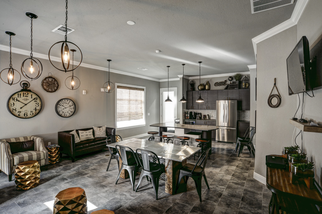 Living Room Come Kitchen View at Century Ariva, Lakeland, 33812