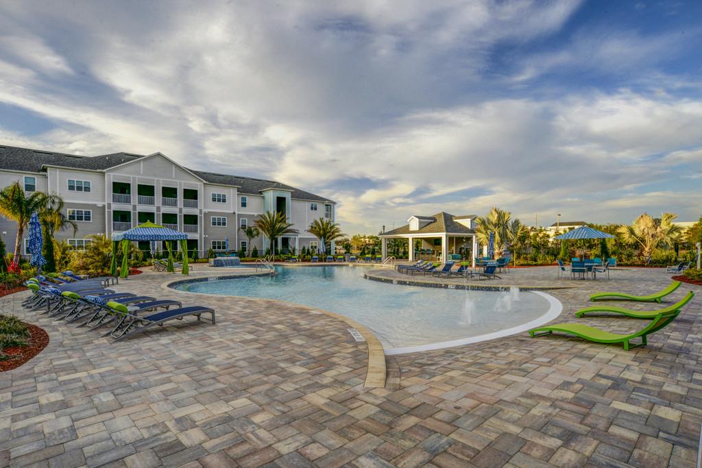 Front Pool View at Century Ariva, Lakeland, FL
