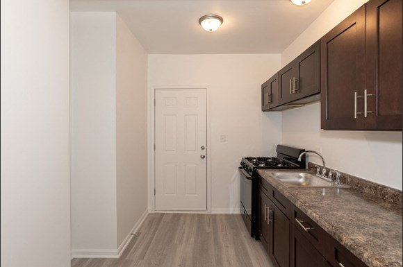Kitchen | Apartments in South Shore, Chicago | Pangea Real Estate