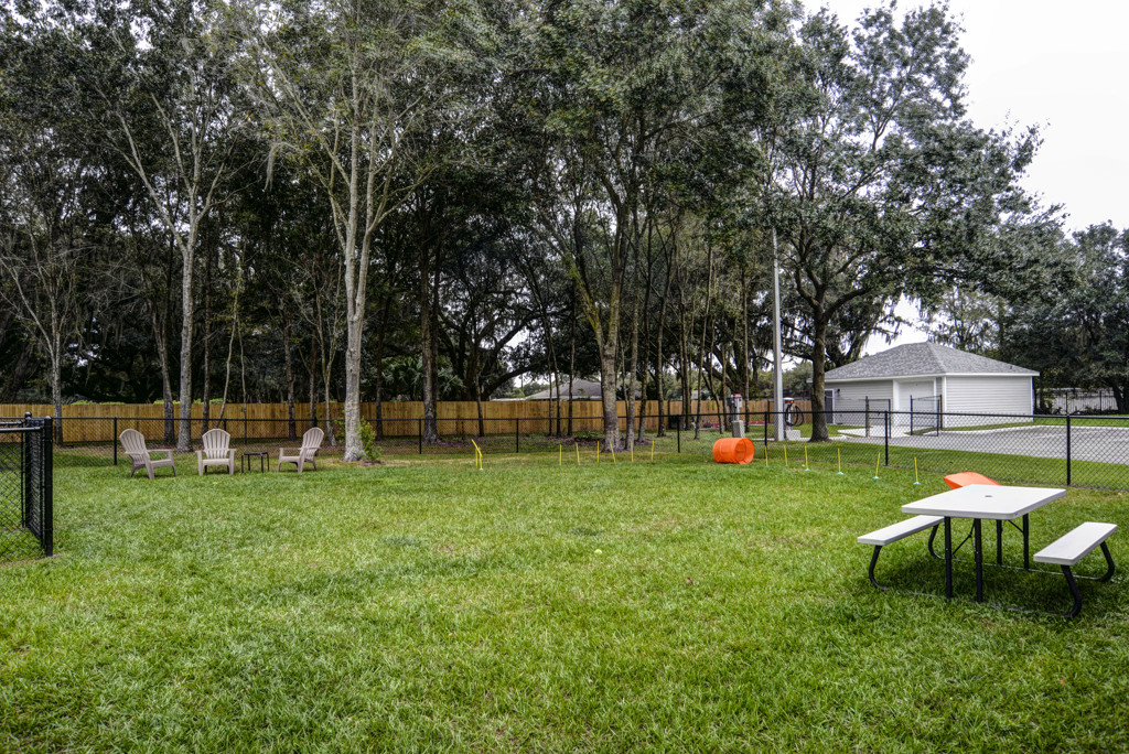 Dog Park at Century Lakehouse, Plant City, FL