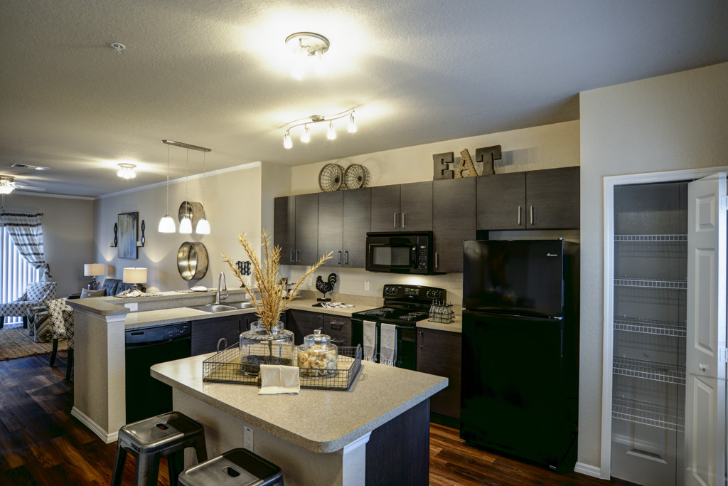 Model Kitchen at Century Lakehouse, Plant City, FL, 33566