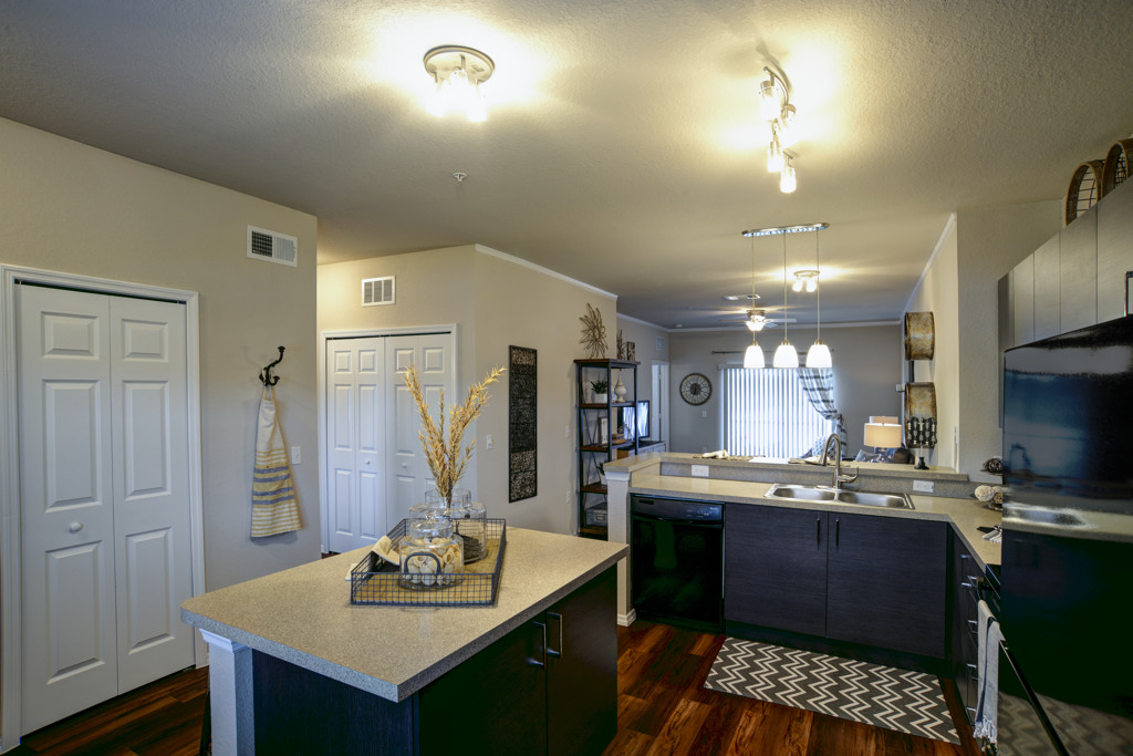 Model Kitchen at Century Lakehouse, Plant City, 33566
