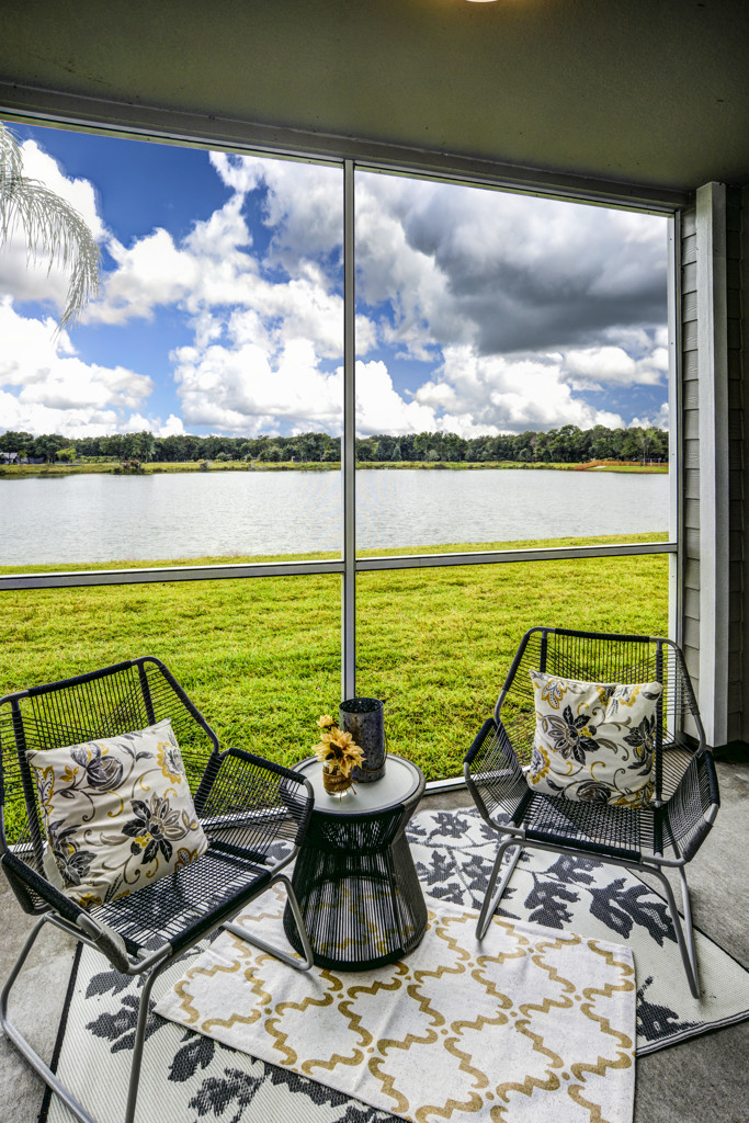 Model Patio Lake View.at Century Lakehouse, Plant City, FL, 33566