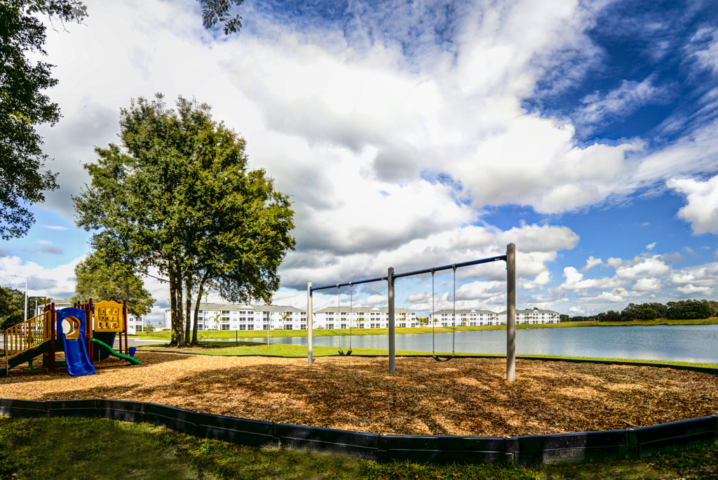 Playground at Century Lakehouse, Plant City