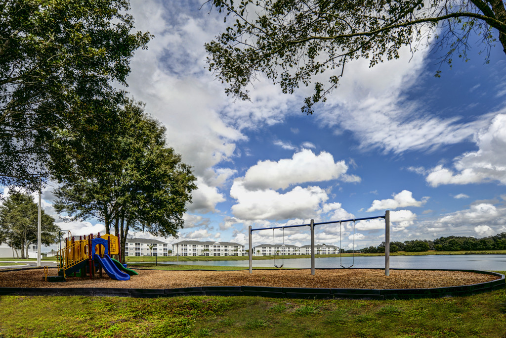 Playground at Century Lakehouse, Florida
