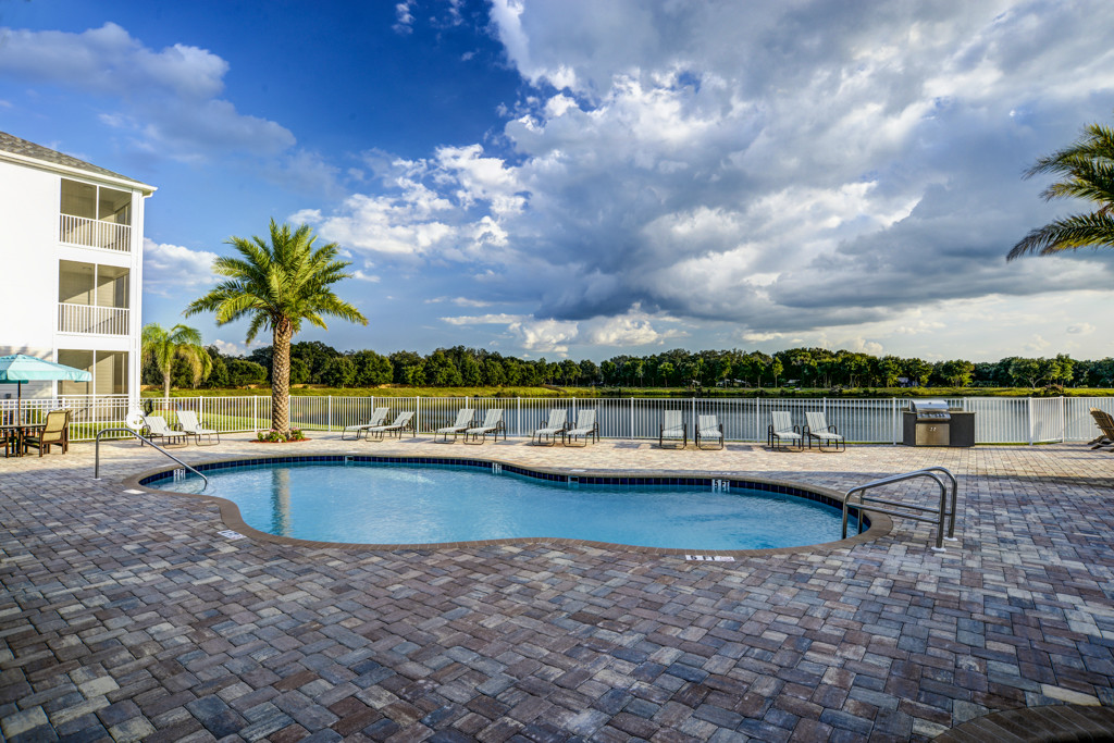 Pool at Century Lakehouse, Plant City, 33566