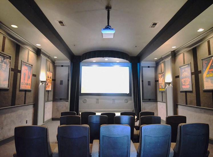 The Farms Apartments Media Room