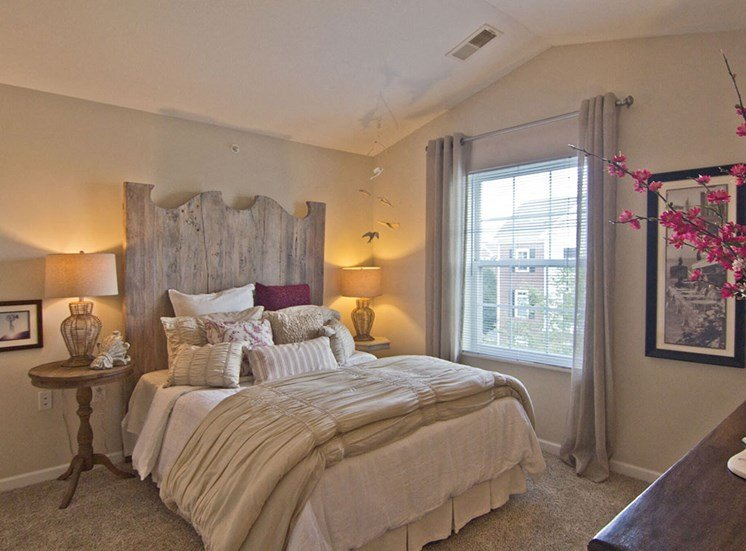 Arlington Park bedroom
