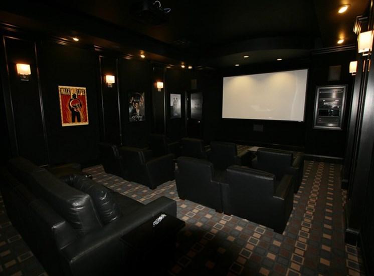 Arlington Park Media Room