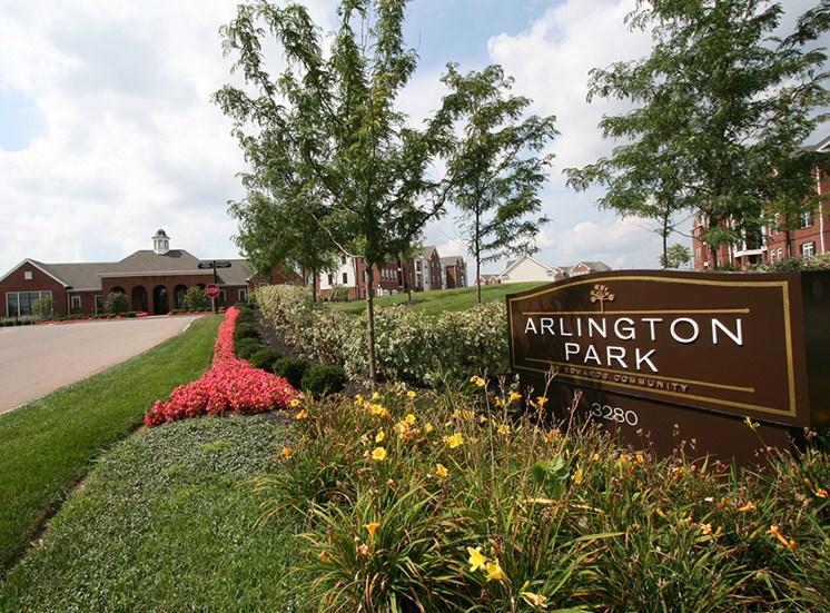 Arlington Park Sign