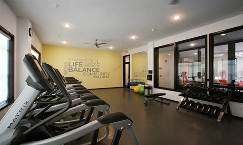 OnePearlPlace Gym