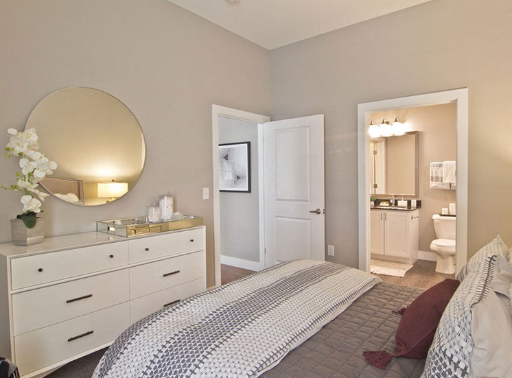 Bedroom at One Pearl Place