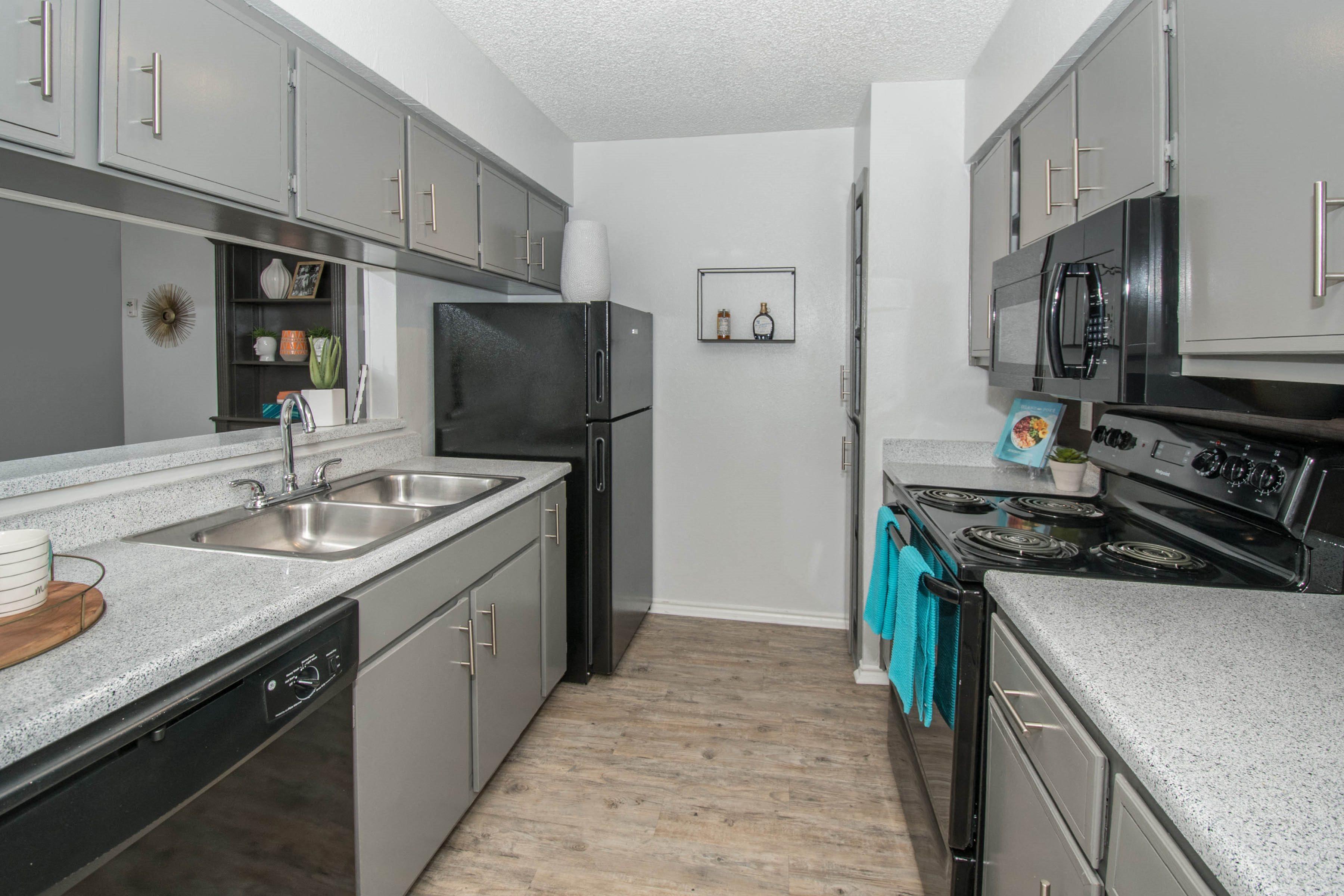 kitchen northwest san antonio apartments