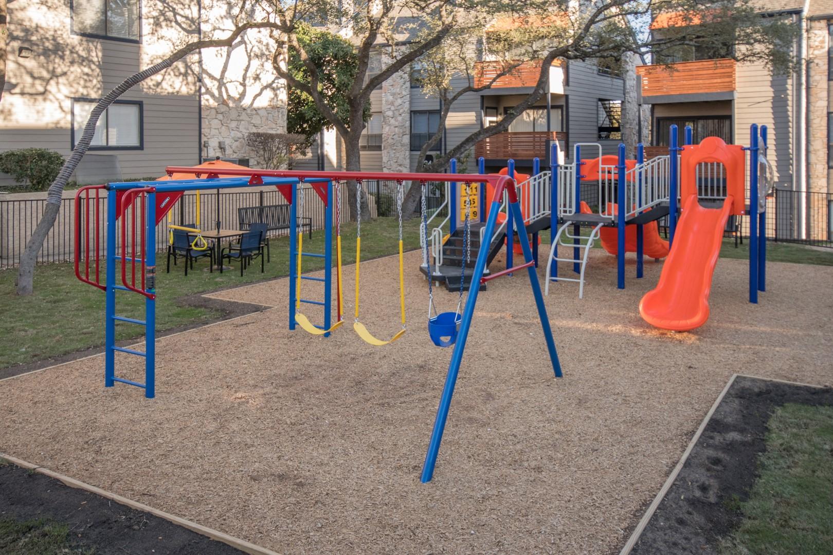 playground northwest san antonio apartments
