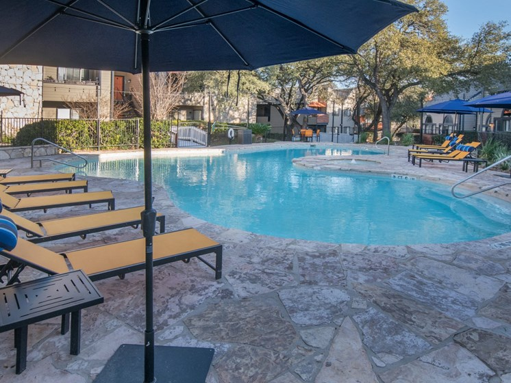 northwest san antonio apartments with a pool