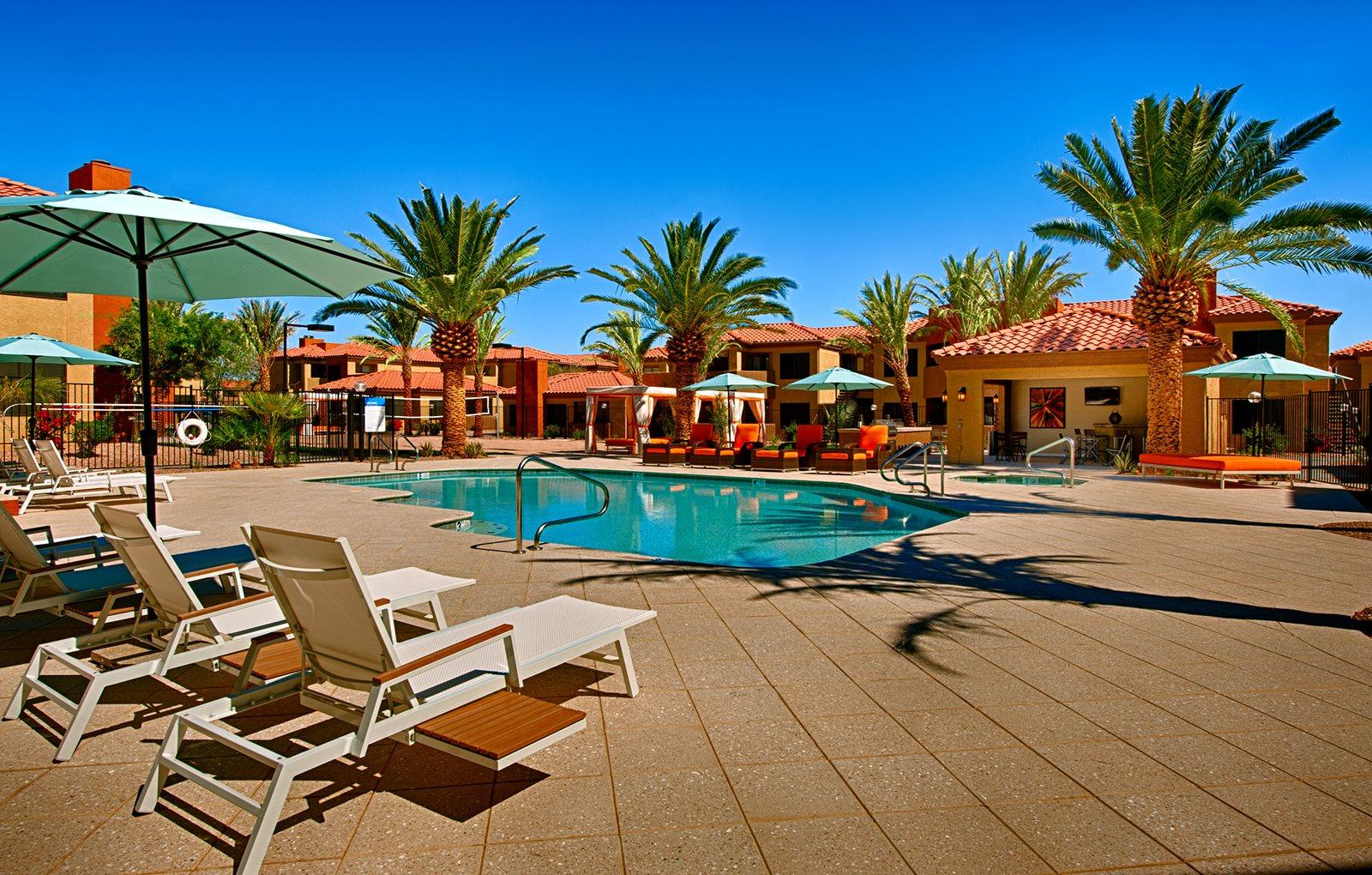 Ahwatukee Apartments In Phoenix Az The Sonoran
