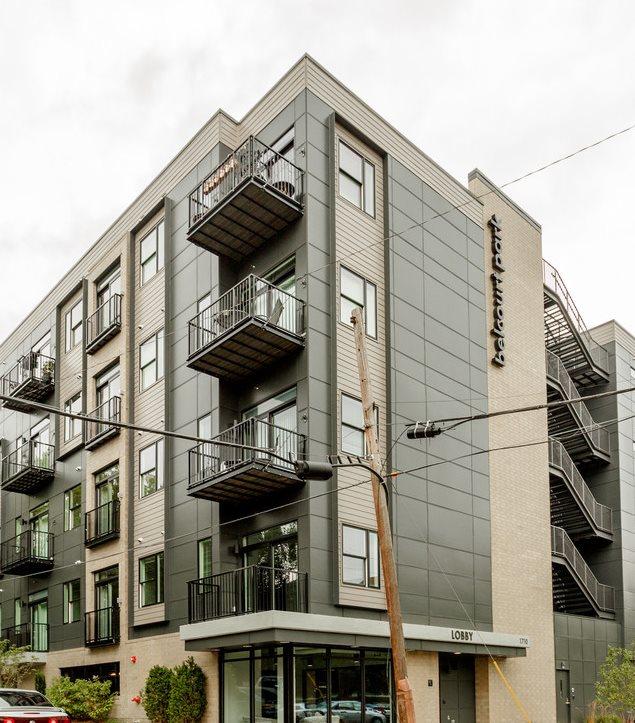 Belmont Park Apartments: Apartments In Nashville, TN