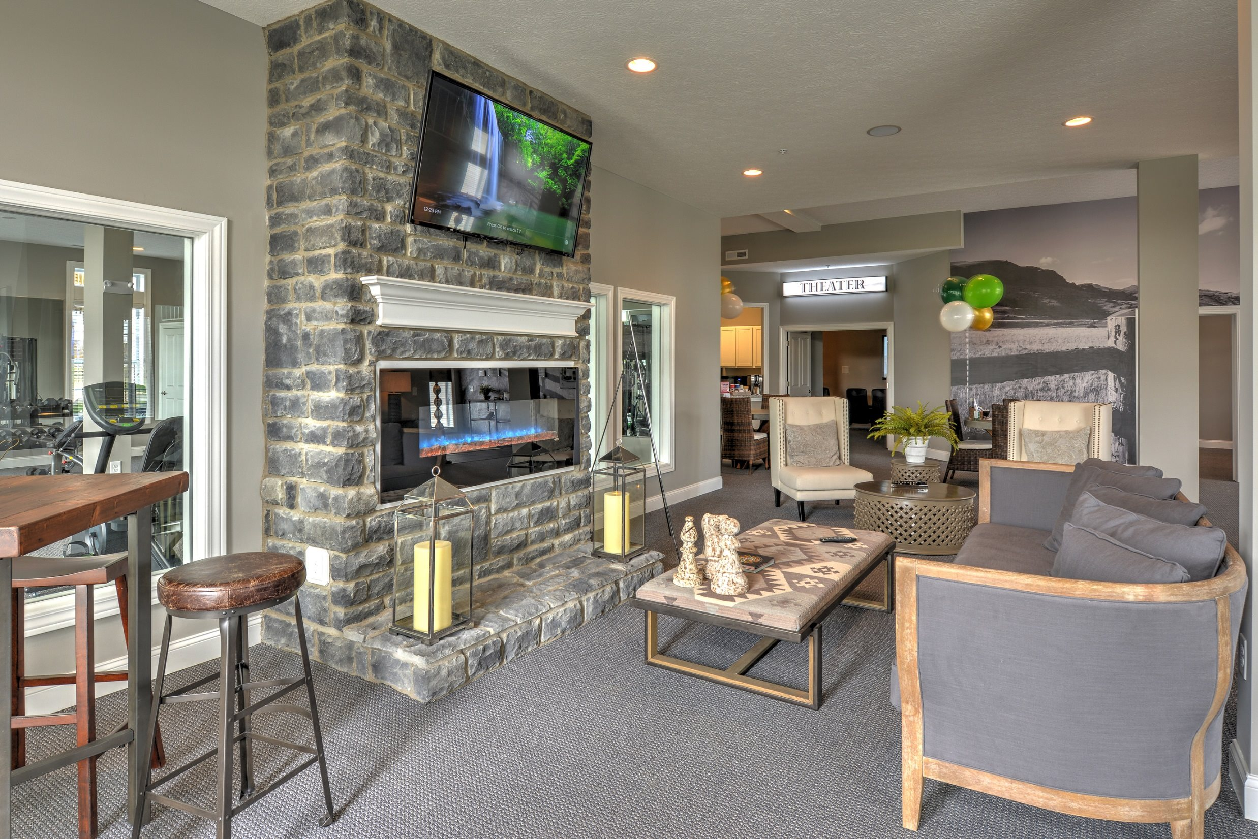 Columbus OH Apartments | The Attleigh | Luxury Apartments