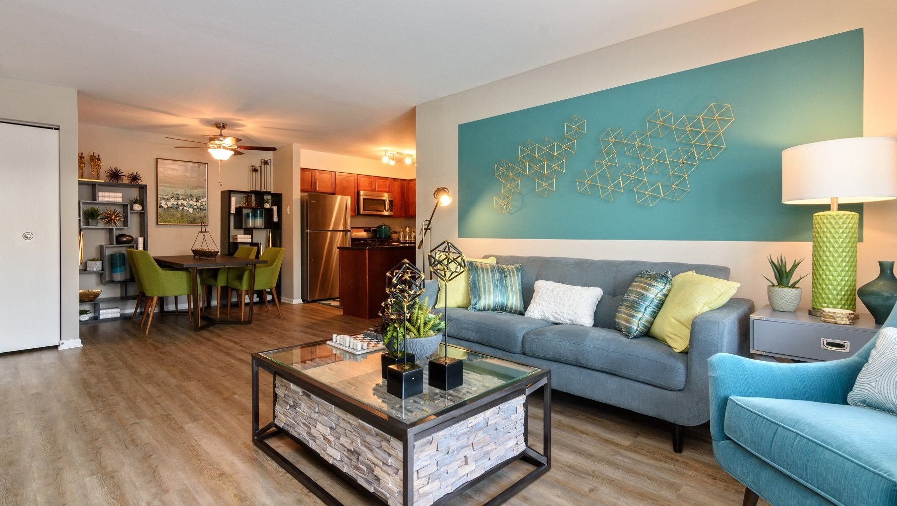 Brook Run Apartments & Townhomes