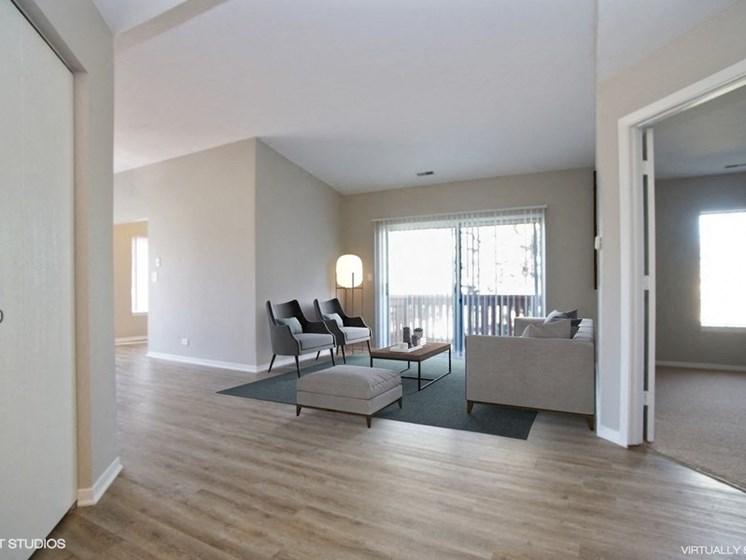 Open Living Room