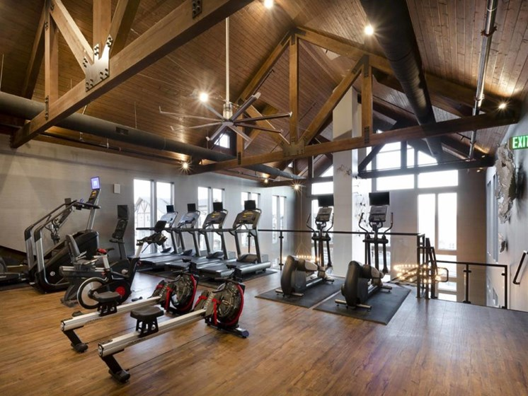 The Fitness Center  at Broadstone Montane, Parker, 80138