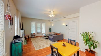 3517-3519 Wyandotte Street 1 Bed Apartment for Rent Photo Gallery 1