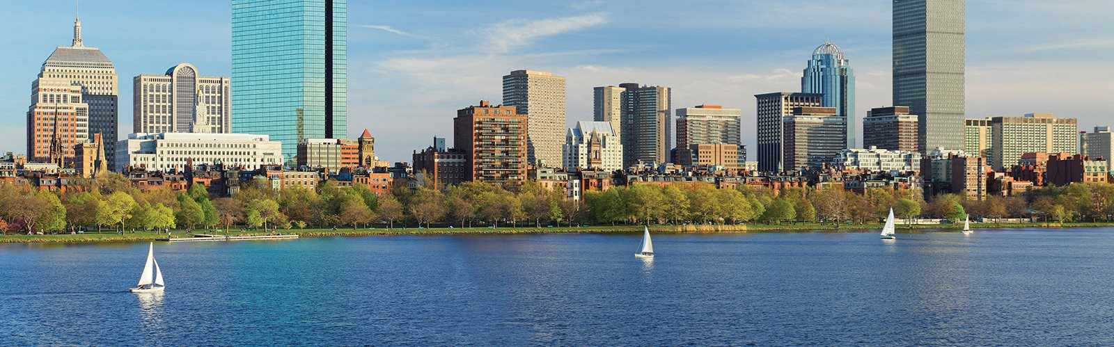 Beautiful Boston Skyline at 735 Truman, Massachusetts, 02136