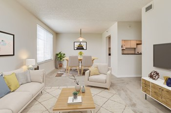 1400 East West Highway 1 Bed Apartment for Rent Photo Gallery 1