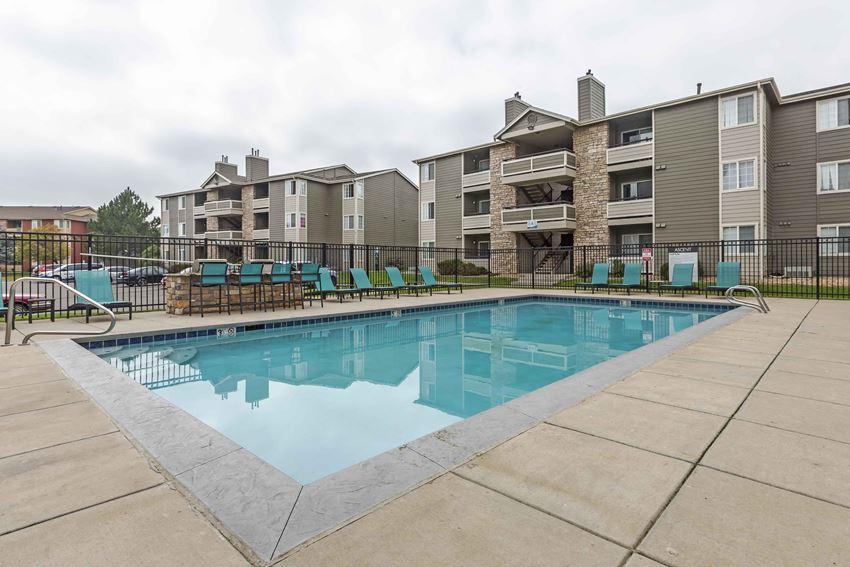 Ascent Apartments Pool