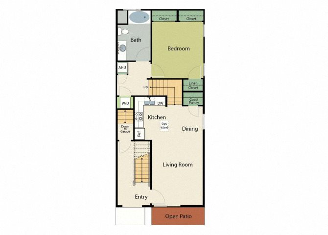 One Bedroom Apartments in Roseville, CA l Adora Apartments