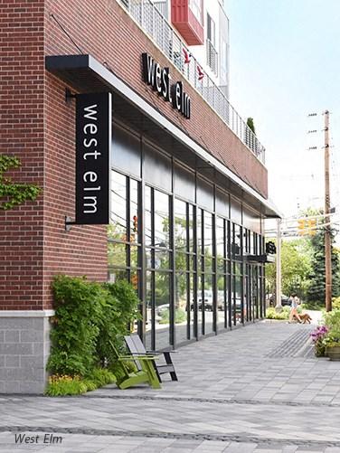 West Elm at West Side Lofts