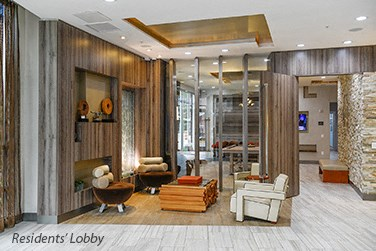 Residents' Lobby Area