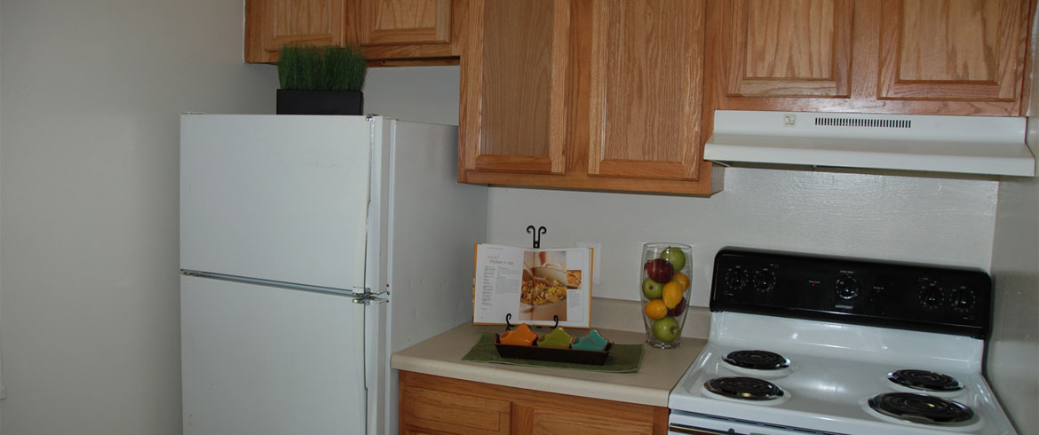 Spacious Kitchens At Croydon Manor Apartments In Silver Spring, MD