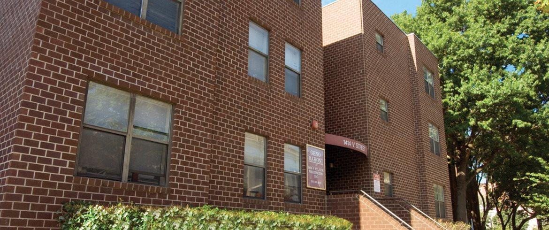 Geno Baroni Apartments near U Street Corridor in NW Washington DC