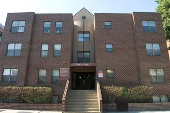 1414 V Street, NW 1-3 Beds Apartment for Rent Photo Gallery 1