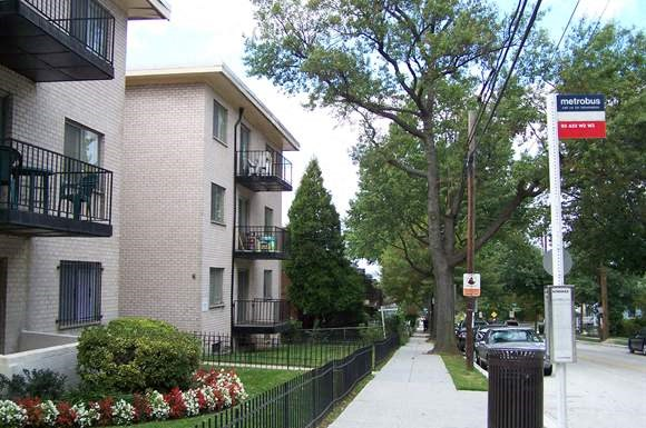 Fort Stanton Apartments 48 Morris Road SE Washington DC RENTCafé Fascinating 1 Bedroom Apartments In Washington Dc